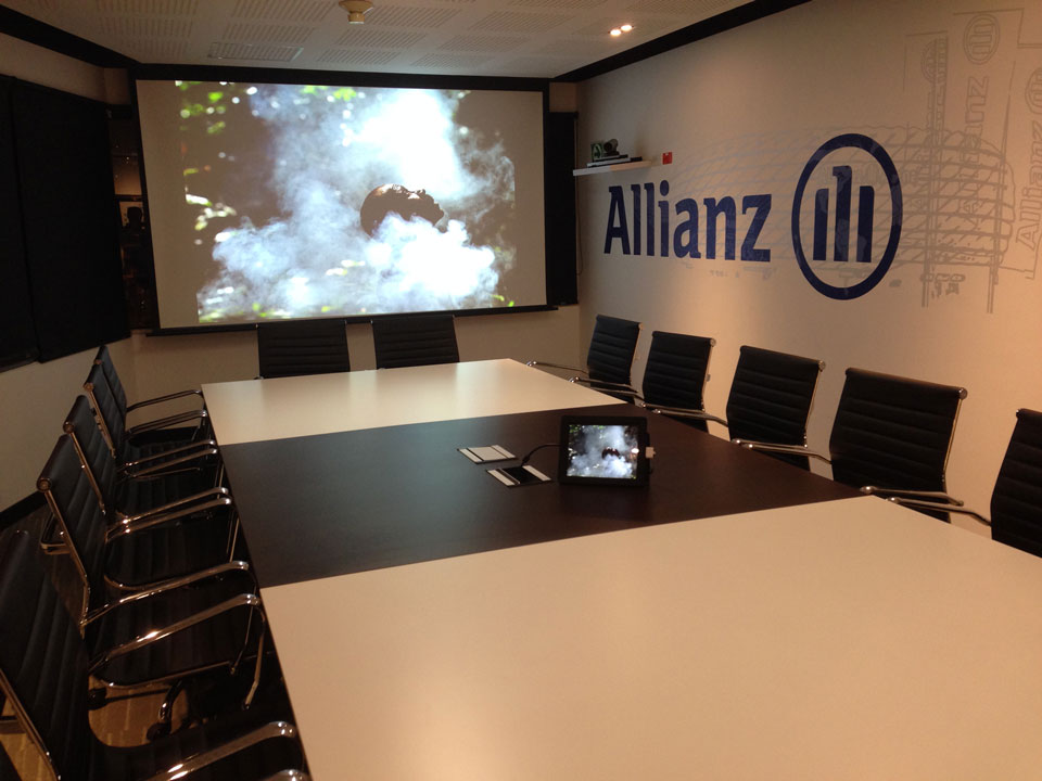 Salon Fundadores - Allianz
